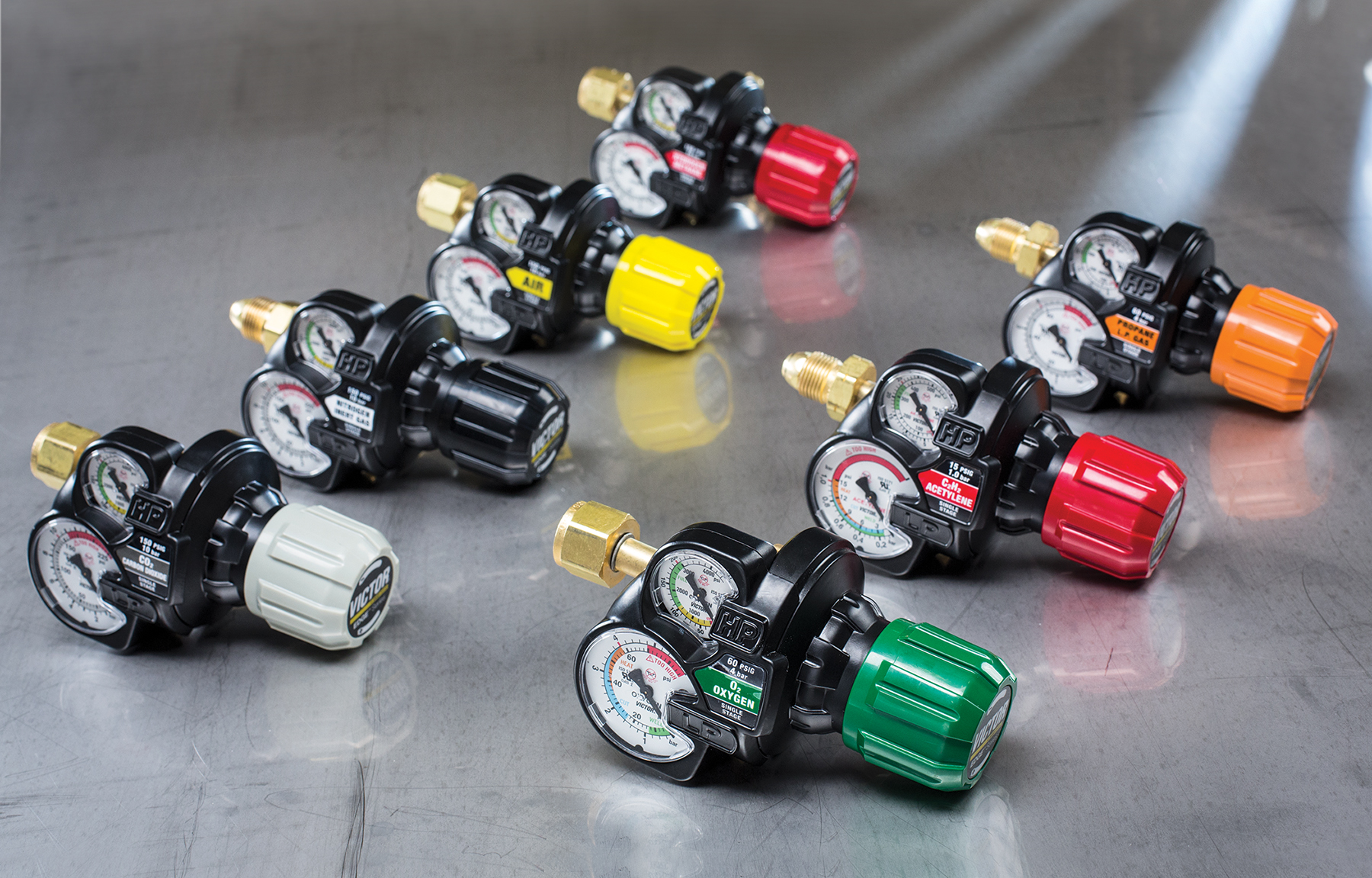 Victor® EDGE™ 2 O Gas Regulator Offers Intuitive Operation